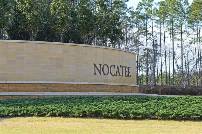 Nocatee Sign