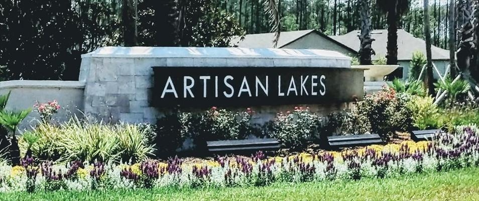 Artisan Lakes at Nocatee New Active Adult Community For Sale Ponte Vedra FL