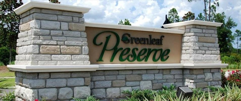 Greenleaf Preserve at Nocatee New Homes For Sale Ponte Vedra FL