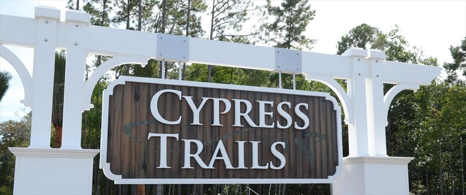 Cypress Trails New Homes For Sale Ponte Vedra FL