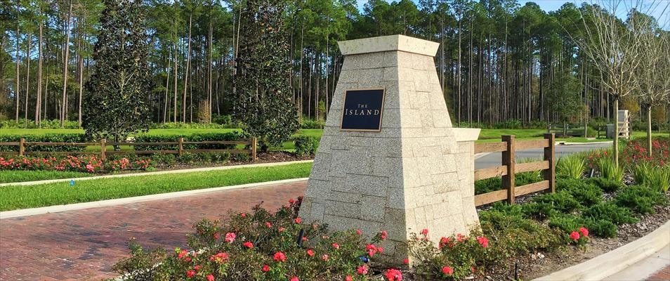 The Island at Twenty Mile Nocatee New Homes For Sale Ponte Vedra FL