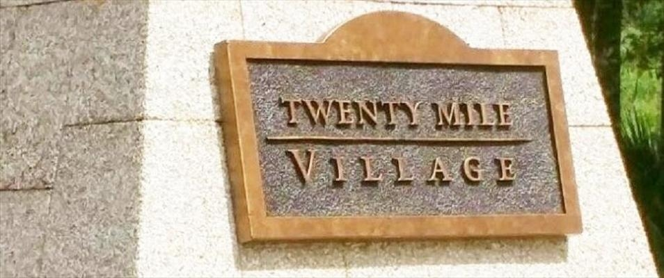 Twenty Mile Village New Homes For Sale Ponte Vedra FL