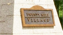 Twenty Mile Village by