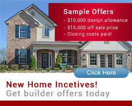 Nocatee New Home Incentives and Deals
